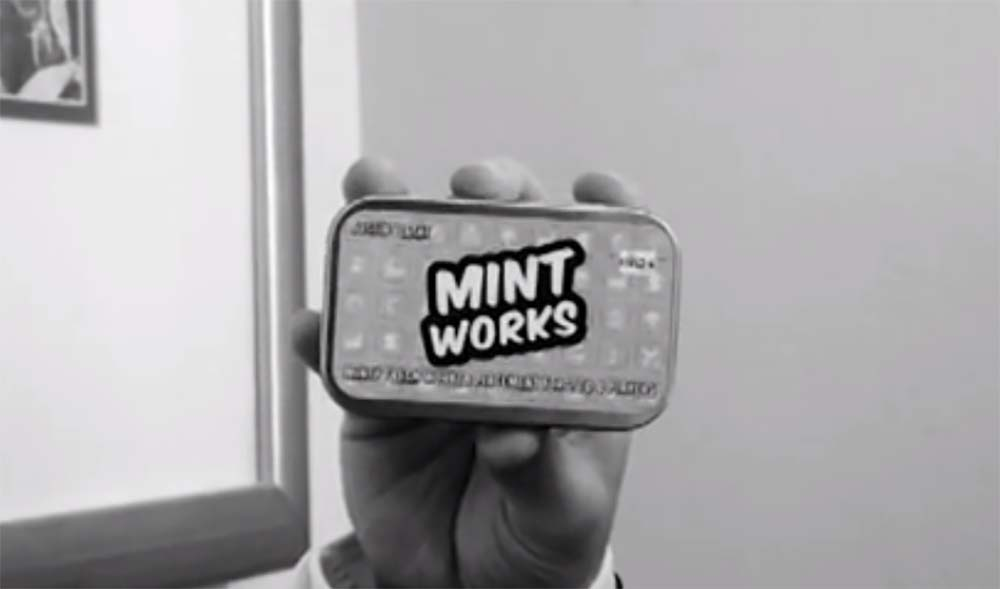Mint Works Kickstarter Header