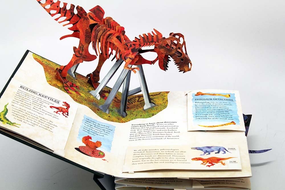 pop-up book custom quote example