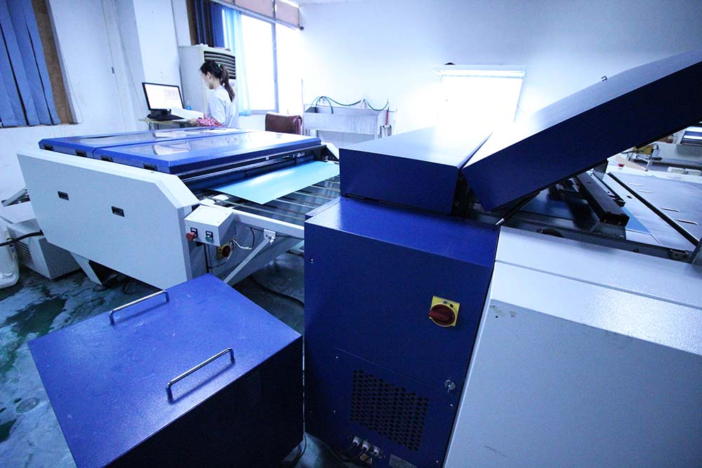 Computer-To-Plate Technology for Offset Printing Image Setter