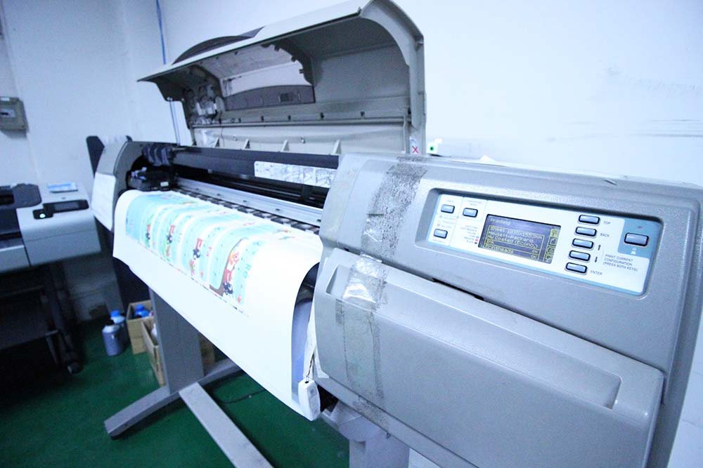Paper Proof Offset Printing Color Accuracy and Pagination